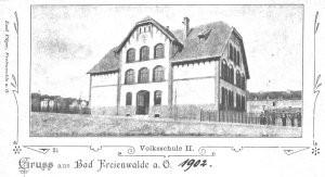 Fontane Grundschule 1902